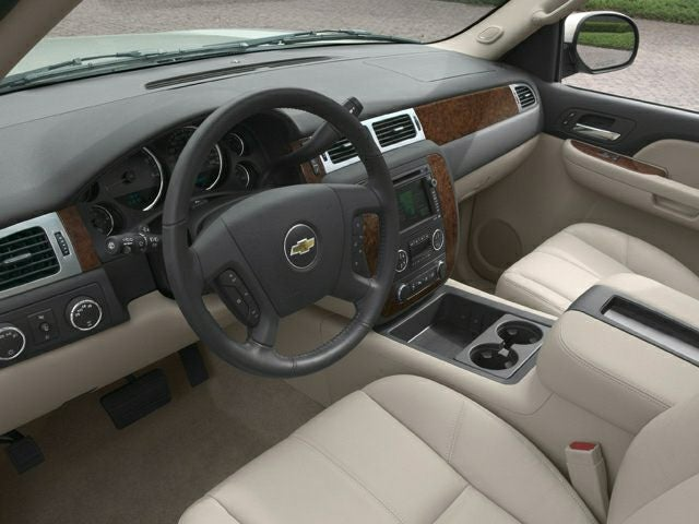 2007 Chevrolet Tahoe LTZ In Henderson, KY | Evansville Chevrolet Tahoe |  Dempewolf Ford