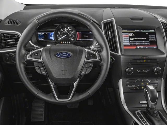 Ford Edge Titanium In Henderson Ky Dempewolf Ford