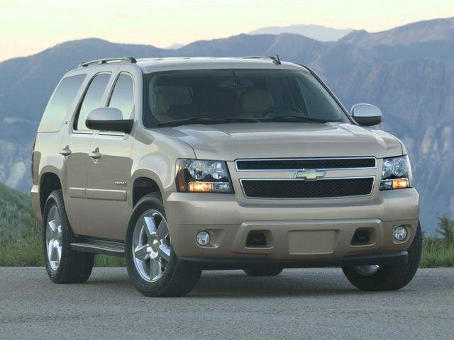 2007 Chevrolet Tahoe Ltz In Henderson Ky Evansville Chevrolet
