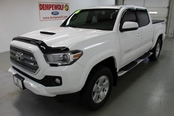 2016 Toyota Tacoma Trd Sport In Henderson Ky Dempewolf Ford